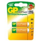 Baterie GP fabrycznie ładowane, AA, 1.2V, 1300 mAh, 2-pack